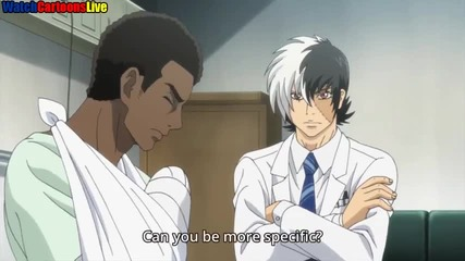 Young Black Jack ep 8 [eng sub]