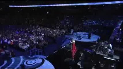 Miley cyrus - The climb - Kids Inaugural We Are The Future - Hq Vbox7