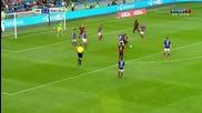 Валеренга - Барселона 0:7
