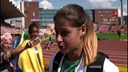 Александра Начева: Скокът ми се получи от само себе си