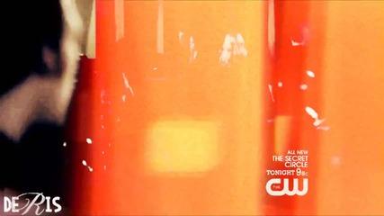 Damon and Elena / Klaus and Caroline - Hurricane