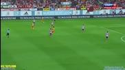 Най-доброто от Неймар срещу Атлетико Мадрид (21.08.2013)
