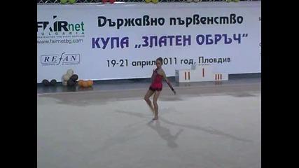 Кристяна Чалмас - Без уред 2011г.