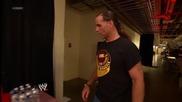 Си Ем Пънк се зарича да си запази титлата на Summerslam 2012