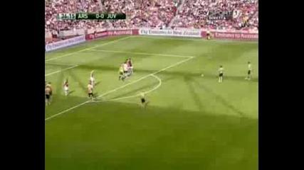 Гол На Трезеге Срещу Арсенал