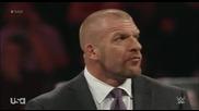 Wwe Raw / Първична Сила 09.11.2015 - 1/3..