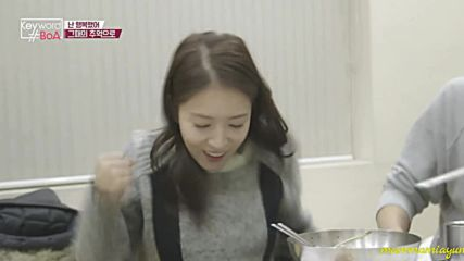 [ Eng Sub] Keyword # Boa Ep.59 + 60 – May Boa Always Be Happy! ( Cheers! )