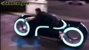 Моторът от филма Tron