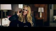 Аврил отново с як xит! Avril Lavigne - Rock N Roll ( Official Video H D - 2013 )