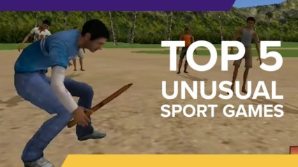 5 Unusual Sports Games