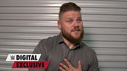 Joe Gacy believes in a safe space: WWE Digital Exclusive, Sept. 21, 2021