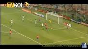 Чили-перу 1:0 - Копа Америка 12/07/2011