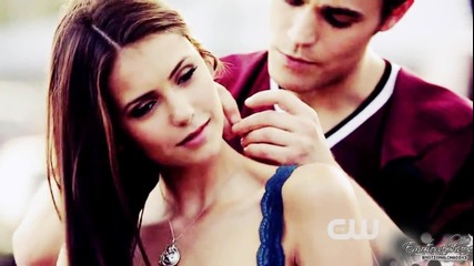 Stelena ||| Stefan and Elena - I wanna be with you, Forver !!! H D +превод