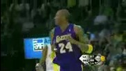Breaks Kevin Durants Ankles and sinks the fadeaway