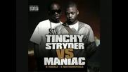 Tinchy Stryder Vs Maniac - Mandem Instrumental