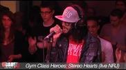 Gym Class Heroes feat Adam Lavine - Stereo Hearts ( Nrj Live)