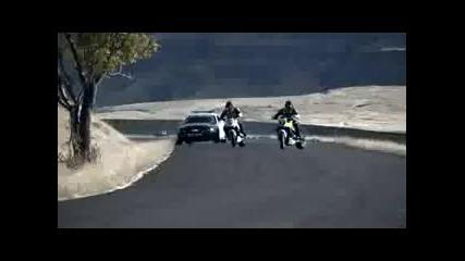 Мотори vs Кола Drift