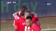 Норич Сити - Ливърпул 4:5 /Висша Лига, 23-и кръг/