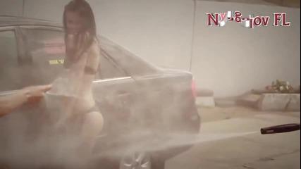 секси момичета мият коли (nyagolov Fl audio background )