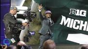 Nebraska's Randy Gregory Angry After NFL Draft Slide