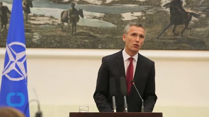 NATO's Stoltenberg Tells Russia's Lavrov to Pull Out of Ukraine