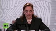 Mexico: FM Massieu demands full investigation into Egypt tourist killings