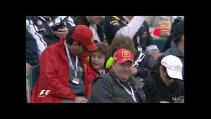 Формула 1 - квалификации в Австралия - 26.03.2011 - част 2