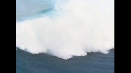 Stuck In Tsunami