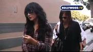 Ашли и ванеса в Мола в Лос Анджелис