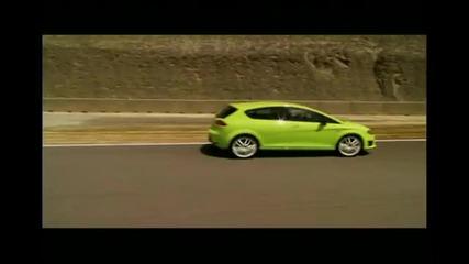 Seat Leon (cupra) 2009 2.0 Tsi 265 hp