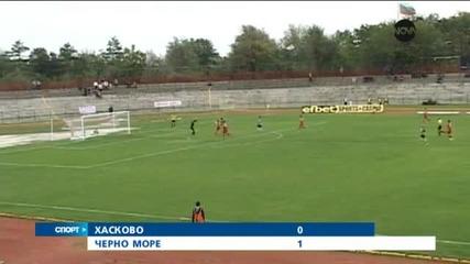 Иван Коконов донесе 3 точки на Черно море в Хасково