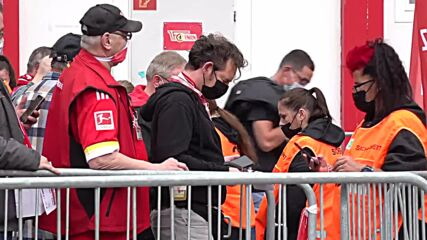 Germany: Union Berlin fans share views on upcoming elex