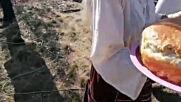 """За осма поредна година знамето на Гара Бов беше спуснато от """"Триъгълника"""""""