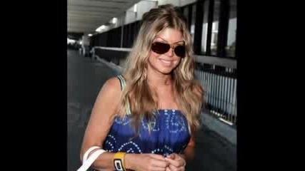 Fergie Със Слънчеви Очила... :)