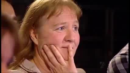 The X Factor 2011 Радвайте се на живота,и на това което имате ( едно невероятно изпълнение )