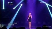 Ali - You Are Too Far -111126 Immortal Song 2