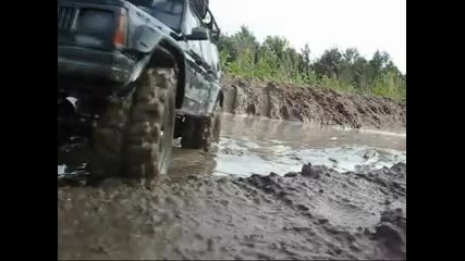 Offroad with rc car