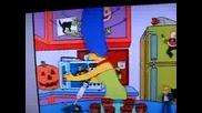 Д - р Хаус и Семейство Симпсън!