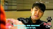 ✿ ✿ Choi Siwon's guest role / cameo [ Clumsy Thief ] in Masked Prosecutor - E01 / Bg Subs ✿ ✿