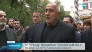 Борисов с прогноза: Без кабинет и след тези избори