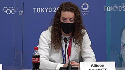 Japan: US Olympic medallists Kalisz, Schmitt voice support for COVID-positive Olympian colleague Kendricks