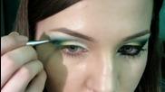 Arabic makeup 1 ___ Арабский макияж 1 (eng Subs)