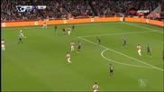 Страхотно начало на Арсенал - Ливърпул