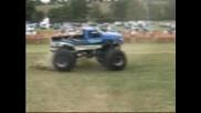 Monster Truck Pravi Drift