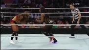 Wwe Payback 2015 - The Bella Twins срещу Naomi & Tamina
