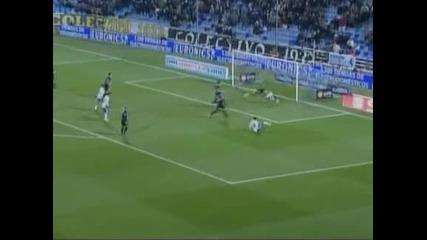 """""""Сарагоса"""" измъкна 2:1 от """"Реал"""" (Сосиедад) и напусна последното място"""