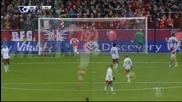 ВИДЕО от погрома на Арсенал над Астън Вила