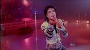Невероятно изпълнение на Michael Jackson - Another Part of Me