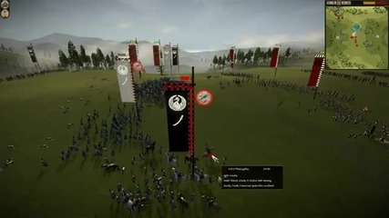 Total War Shogun 2 Hd Online Multi - player Commentary 5 Beating Unbalanced and Part 1