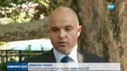 Разследват пазача на паметника пред НДК за палежа на крана